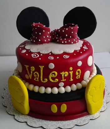 Dulce Minnie Mouse